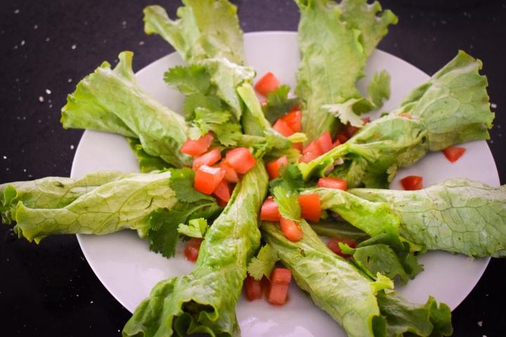 Thai Larb LettuceRolls