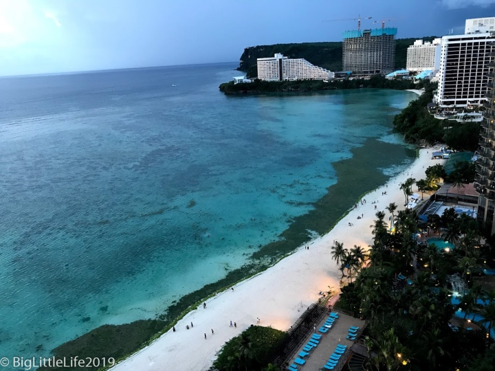Staycation at the Dusit Thani in Tumon, Guam